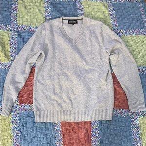🔥😎 Banana Republic Cashmere V Neck Sweater